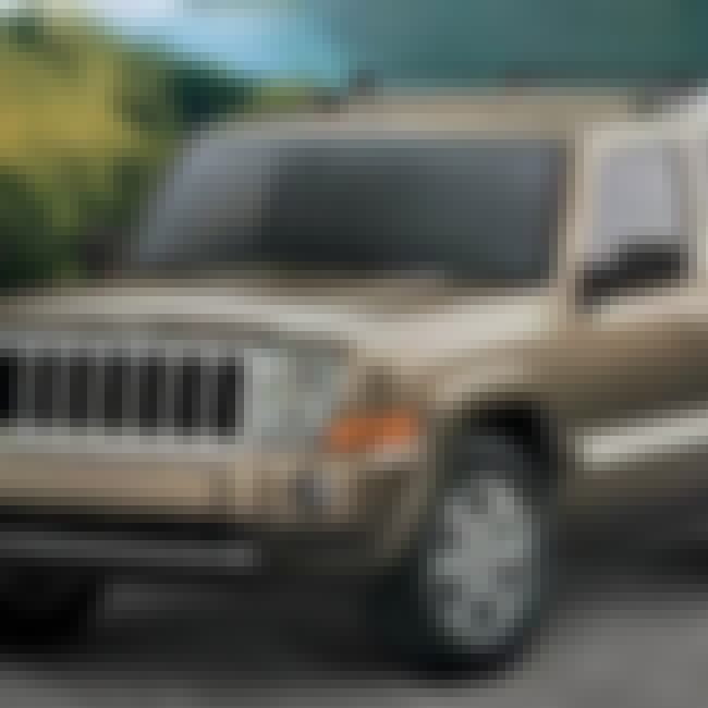 2007 Jeep Commander is listed (or ranked) 1 on the list List of 2007 Jeeps