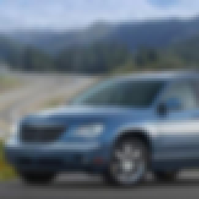 2008 Chrysler Pacifica is listed (or ranked) 4 on the list List of Popular Chrysler Sport utility vehicles