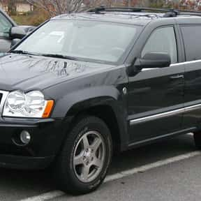 2007 Jeep Grand Cherokee is listed (or ranked) 12 on the list The Best Sport Utility Vehicles of All Time
