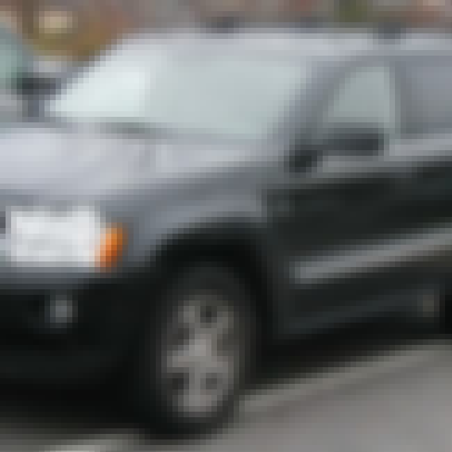 2007 Jeep Grand Cherokee is listed (or ranked) 3 on the list List of 2007 Jeeps