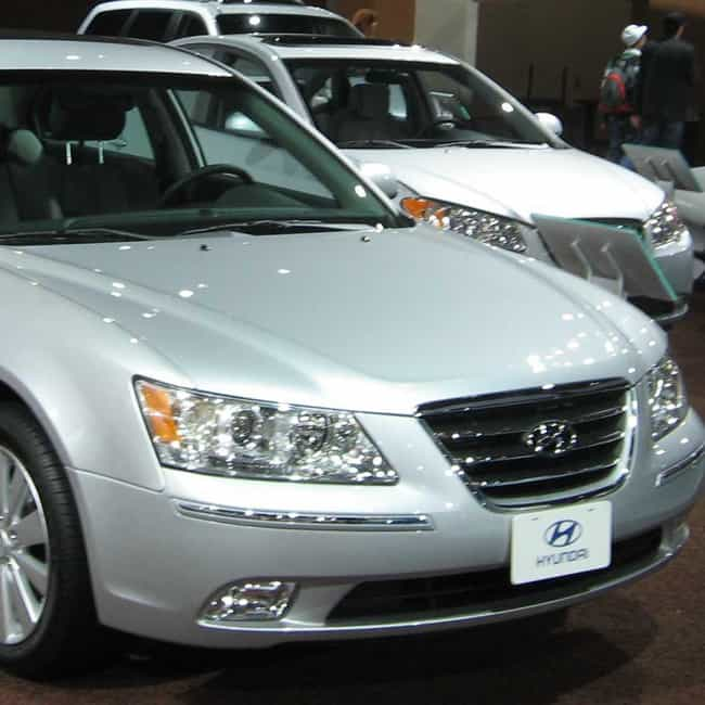 2009 Hyundai Sonata is listed (or ranked) 1 on the list The Best Hyundai Sonatas of All Time
