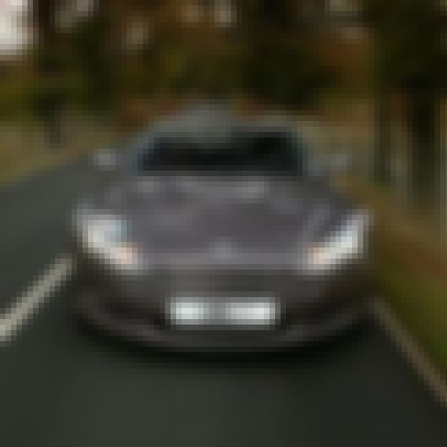 2007 Aston Martin DB9 Coupé is listed (or ranked) 1 on the list List of Popular Aston Martin DB9s