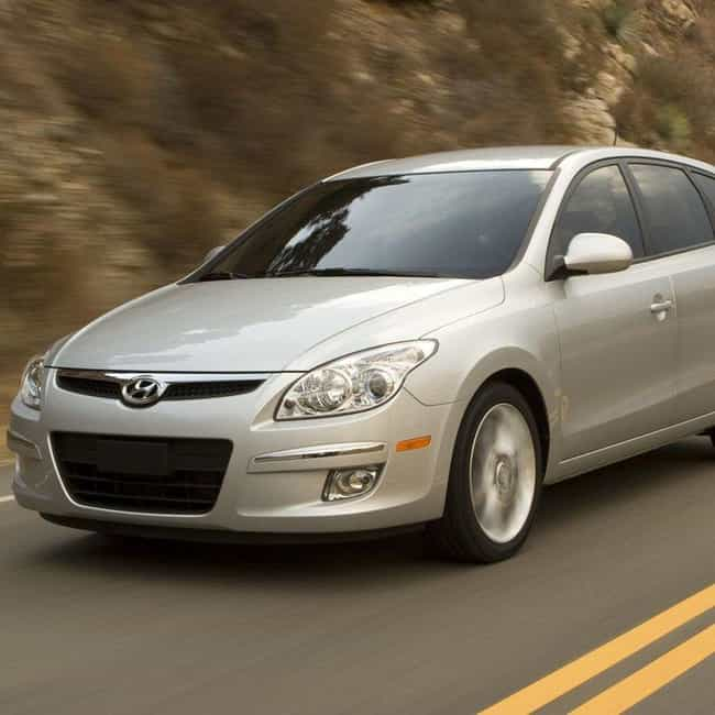 2009 Hyundai Elantra is listed (or ranked) 4 on the list The Best Hyundai Elantras of All Time