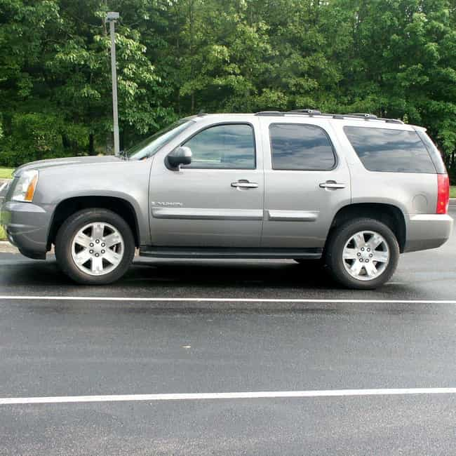 2007 GMC Yukon is listed (or ranked) 1 on the list The Best GMC Yukons of All Time