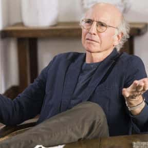 Larry David is listed (or ranked) 17 on the list Awkward TV Characters We Can't Help But Love