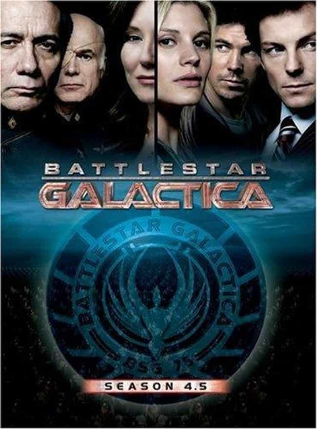Battlestar Galactica Season 4 is listed (or ranked) 4 on the list The Best Seasons of Battlestar Galactica