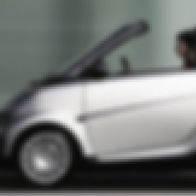2008 Smart Fortwo Cabriolet is listed (or ranked) 3 on the list The Best Smart Fortwos of All Time