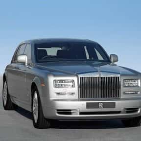2007 Rolls-Royce Phantom Sedan is listed (or ranked) 16 on the list The Best Sedans of All Time