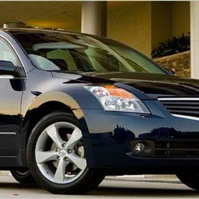 2007 Nissan Altima is listed (or ranked) 2 on the list The Best Nissan Altimas of All Time