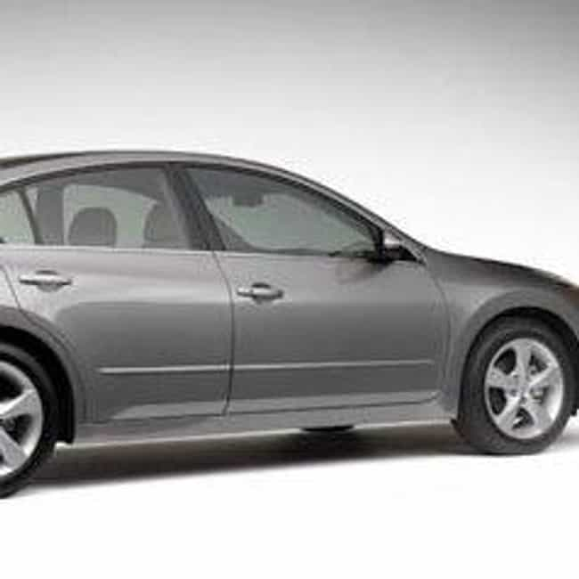 2008 Nissan Altima Sedan is listed (or ranked) 4 on the list List of 2008 Nissans