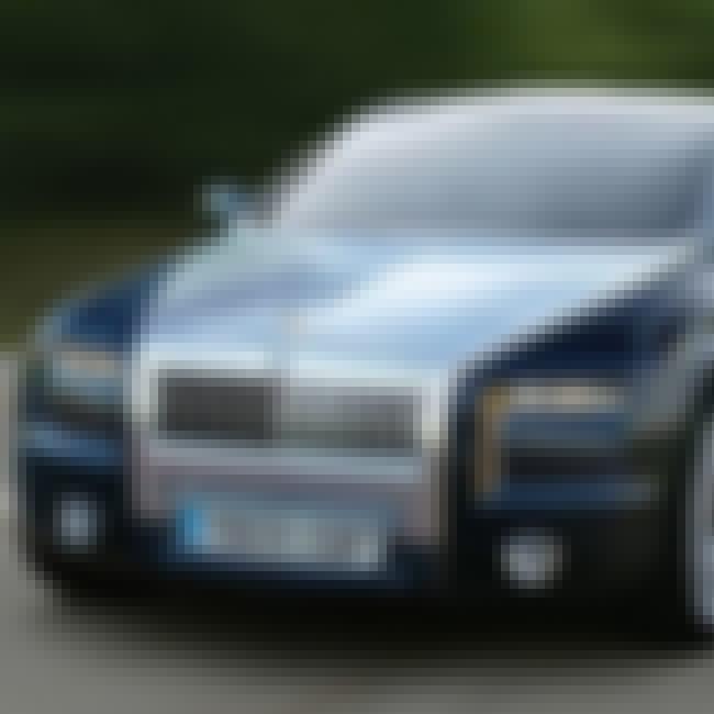 2008 Rolls-Royce Phantom Sedan is listed (or ranked) 3 on the list List of Popular Rolls-Royce Phantoms