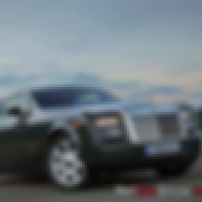 2009 Rolls-Royce Phantom Coupé is listed (or ranked) 4 on the list List of Popular Rolls-Royce Phantoms