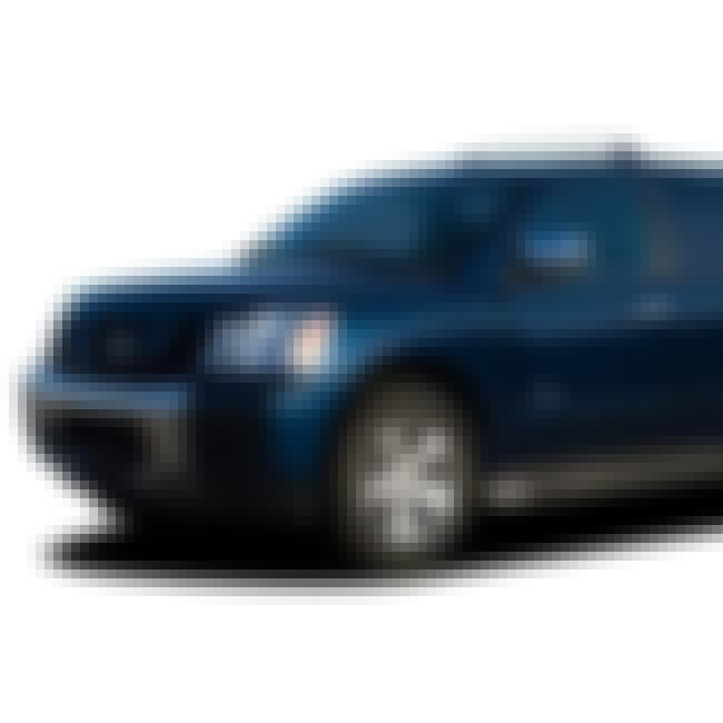 2007 Nissan Armada is listed (or ranked) 4 on the list List of 2007 Nissans