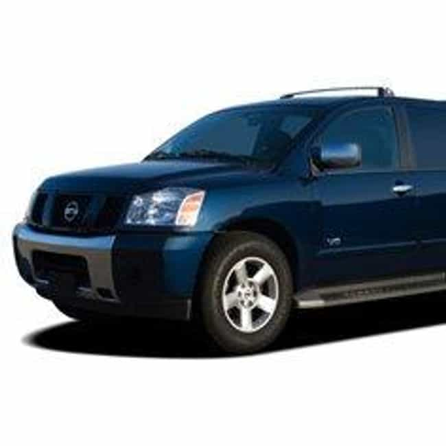 2007 Nissan Armada Is Listed Or Ranked 1 On The List Of Por