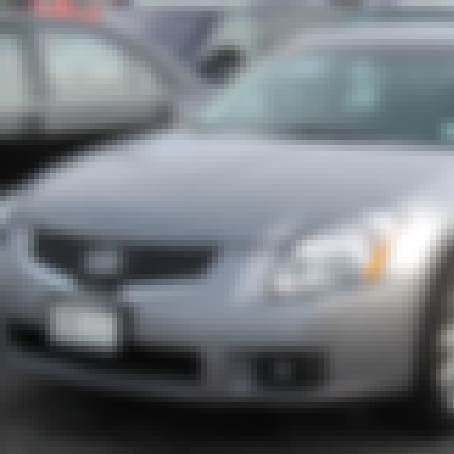 2007 Nissan Maxima is listed (or ranked) 3 on the list List of Popular Nissan Sedans