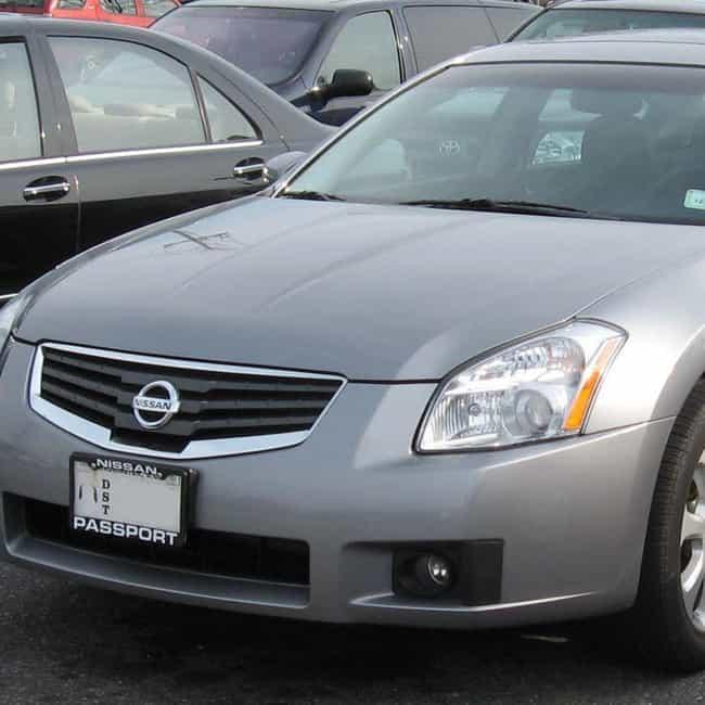 2007 Nissan Maxima is listed (or ranked) 3 on the list List of Popular Nissan Sedans