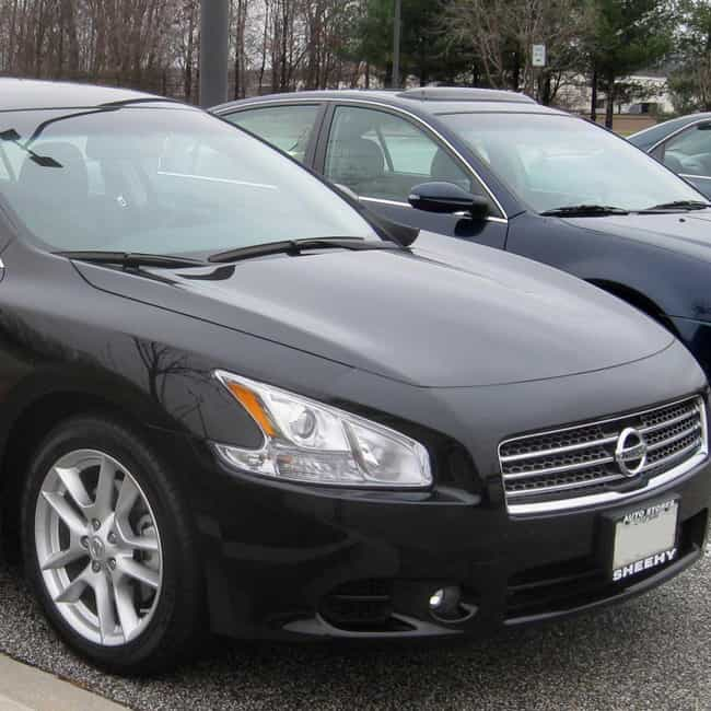 2009 Nissan Maxima is listed (or ranked) 4 on the list The Best Nissan Maximas of All Time