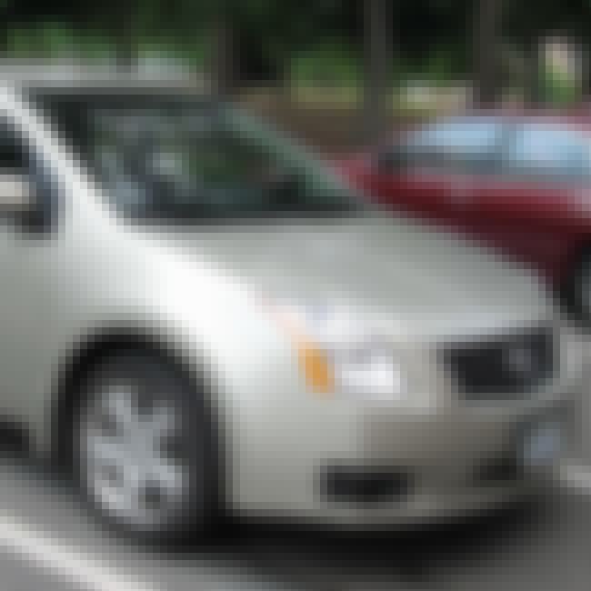 2007 Nissan Sentra is listed (or ranked) 4 on the list List of Popular Nissan Sedans