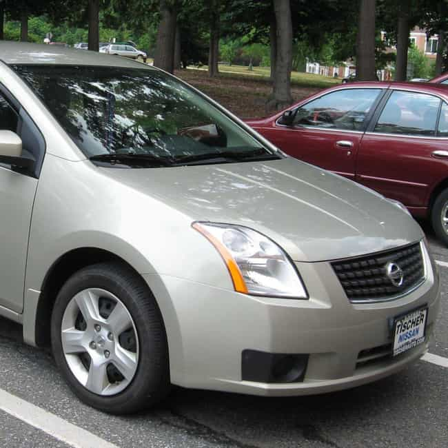 2007 Nissan Sentra is listed (or ranked) 1 on the list The Best Nissan Sentras of All Time