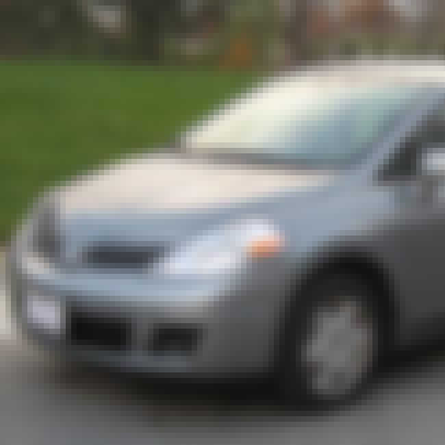 2007 Nissan Versa Sedan is listed (or ranked) 2 on the list List of Popular Nissan Versas