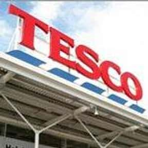 Tesco Stores Ltd is listed (or ranked) 24 on the list The Most Quintessential British Brands