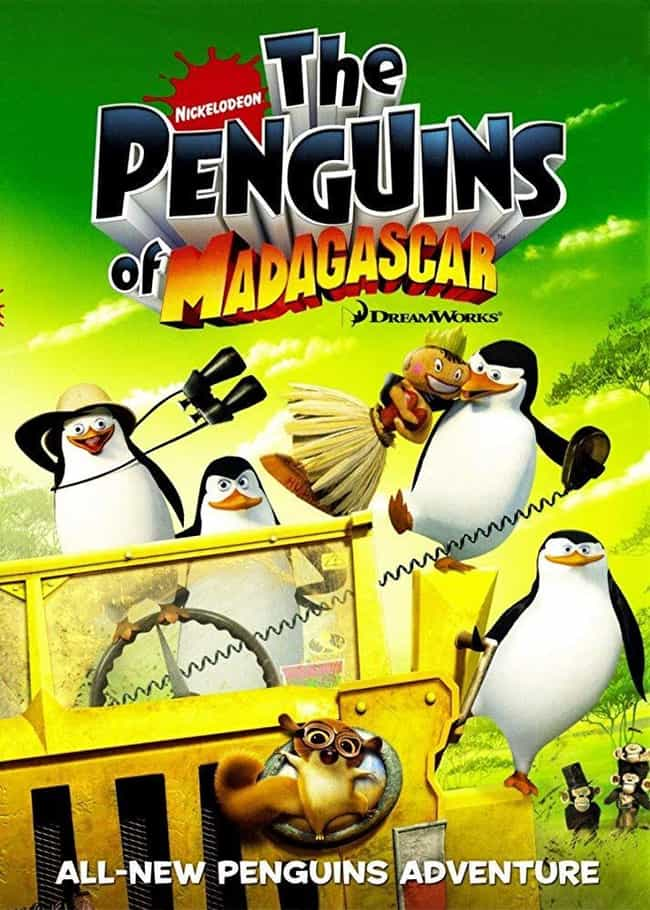 The Penguins of Madagasc... is listed (or ranked) 4 on the list The Best Movies (and Series) in the Madagascar Franchise, Ranked