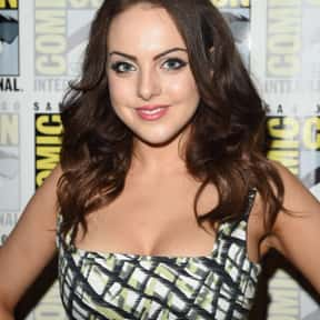 Elizabeth Gillies is listed (or ranked) 6 on the list Famous People Named Elizabeth