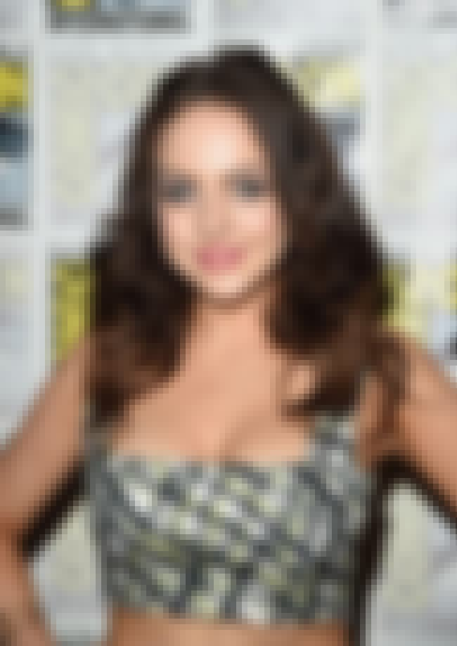 Elizabeth Gillies is listed (or ranked) 6 on the list The Hottest Girls on Primetime TV