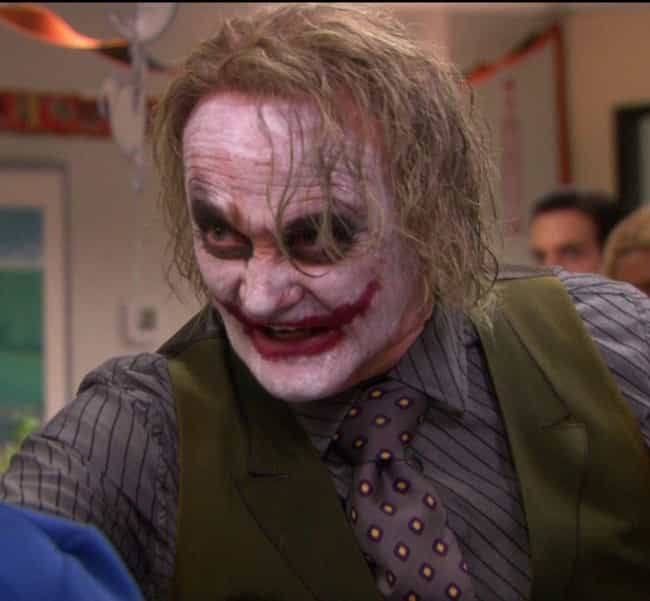 Employee Transfer is listed (or ranked) 3 on the list The Best Halloween Episodes On The Office, Ranked