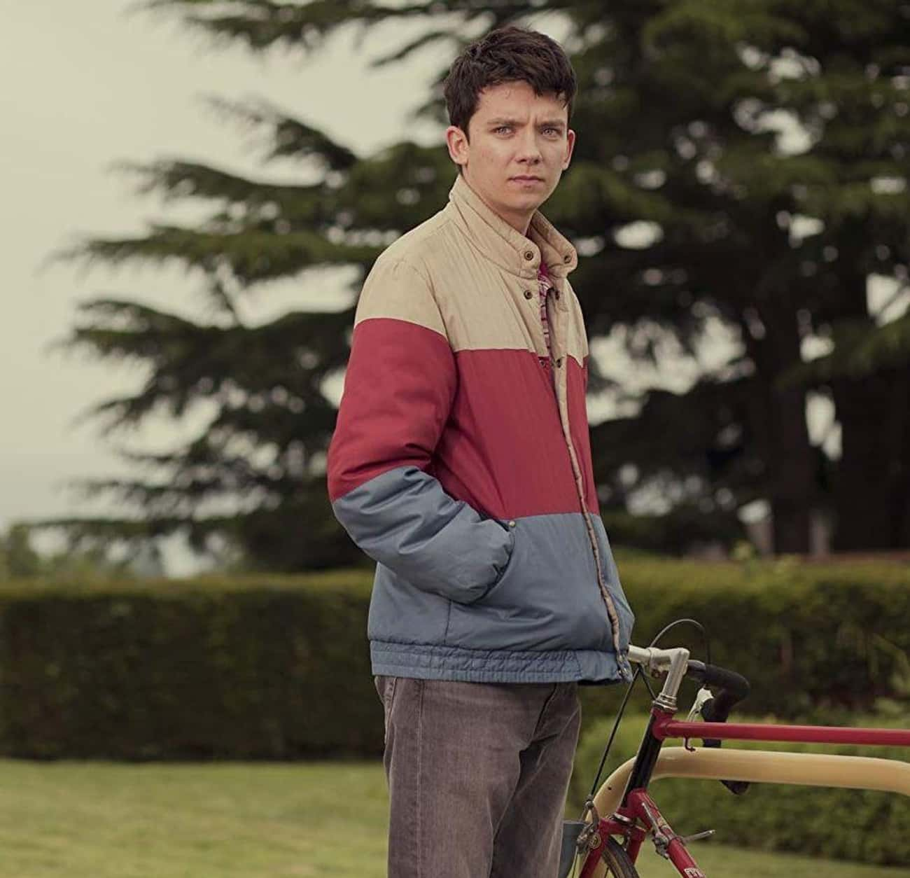 Asa Butterfield is listed (or ranked) 4 on the list Ashes to Ashes Cast List