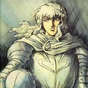 Griffith is listed (or ranked) 15 on the list List of All Berserk Characters, Best to Worst