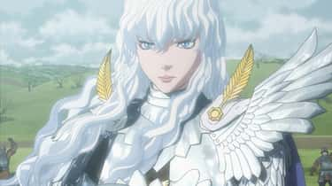 Griffith — Berserk is listed (or ranked) 2 on the list 15 Good Anime Characters Who Broke Bad And Became Villains