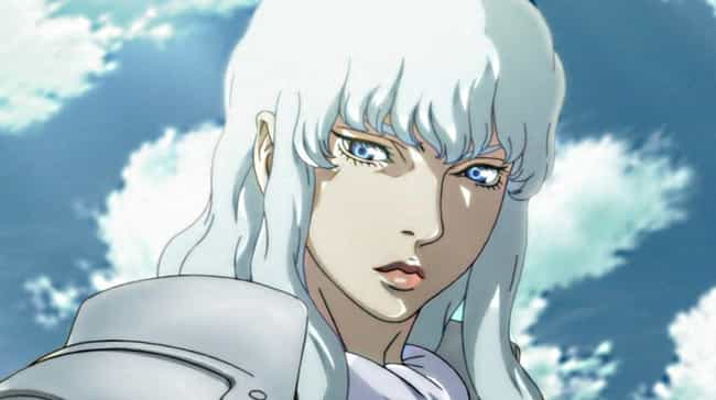 Griffith is listed (or ranked) 1 on the list The 13 Most Selfish Anime Characters Of All Time