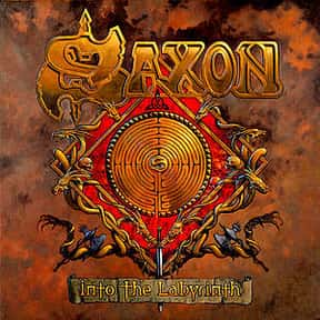 Into the Labyrinth is listed (or ranked) 19 on the list The Best Saxon Albums of All Time