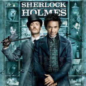 Sherlock Holmes is listed (or ranked) 6 on the list The Best Movies of 2009