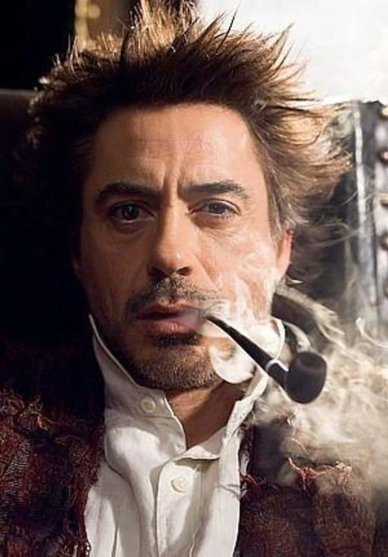 A Steampunk Private Eye In 'Sherlock Holmes'