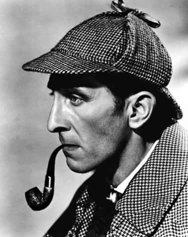 Sherlock Holmes is listed (or ranked) 2 on the list The 12 Most Iconic Hats in Movie History