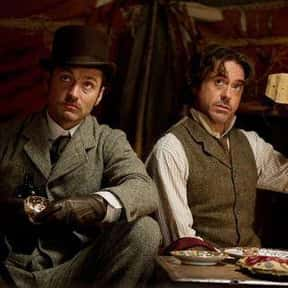 Sherlock Holmes is listed (or ranked) 4 on the list Action Movies On Netflix That Are Just Right For A Saturday Afternoon