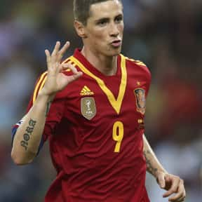 Fernando Torres is listed (or ranked) 10 on the list Famous People Whose Last Name Is Torres