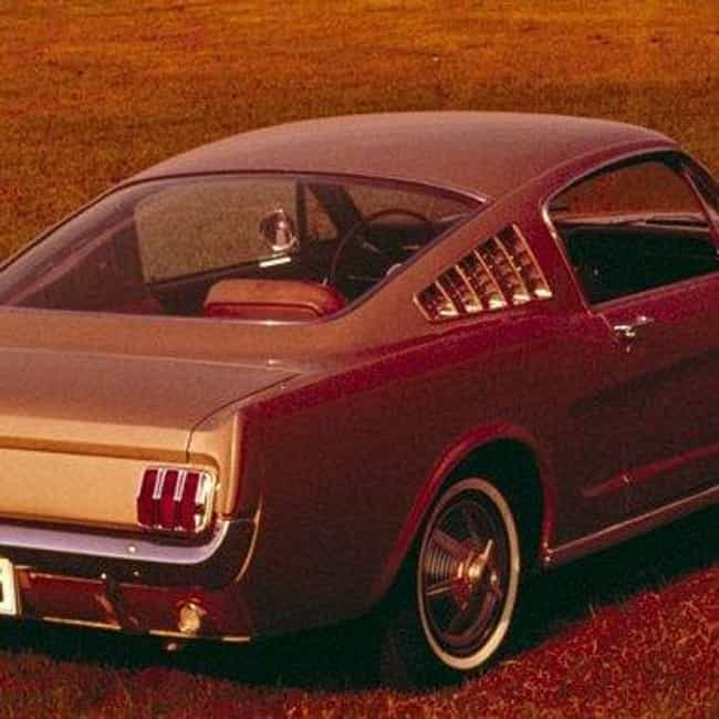 1965 Ford Mustang 1965-1... is listed (or ranked) 4 on the list List of All Cars Made in 1965