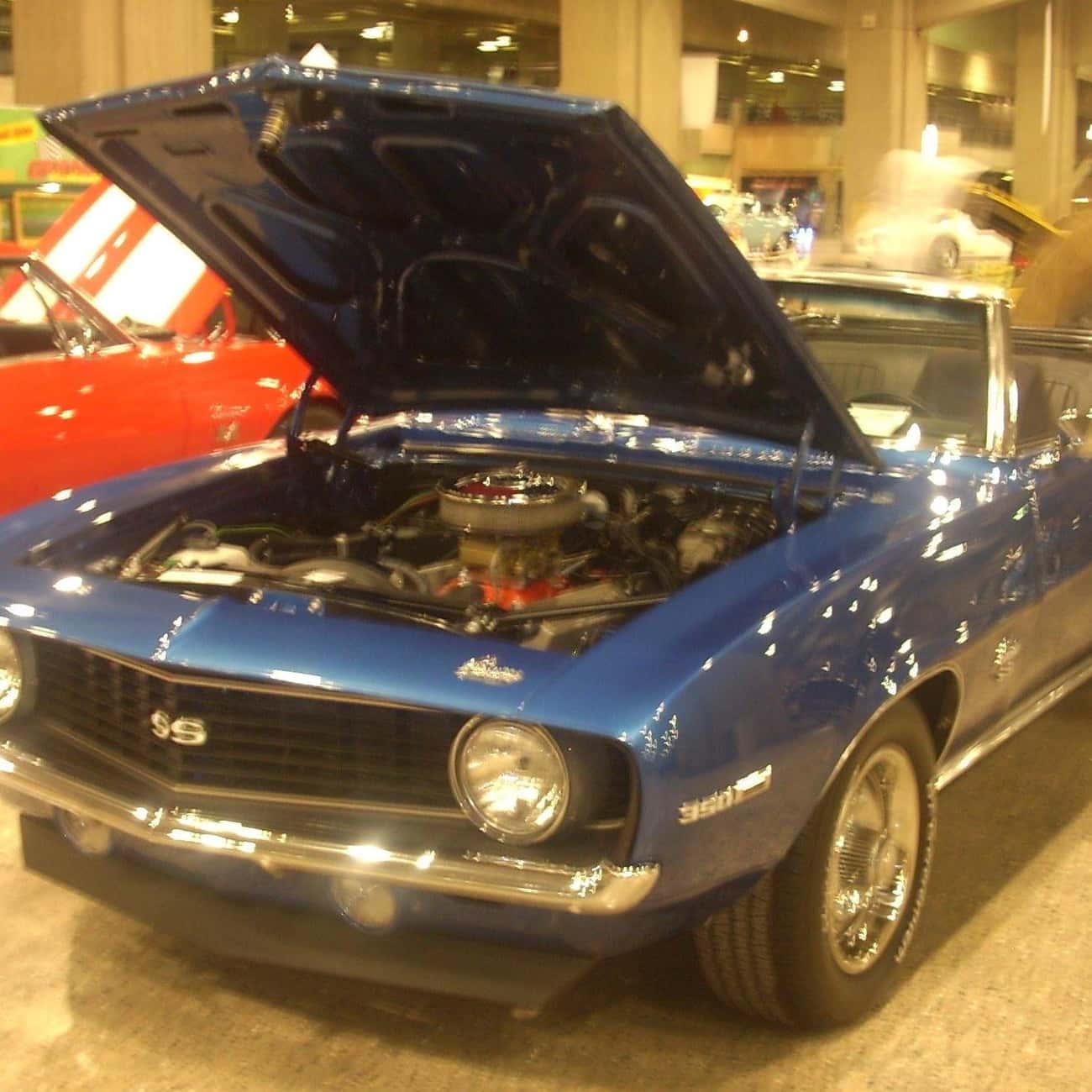 1969 Chevrolet Camaro Chevrolet Camaro Convertible (First Generation)