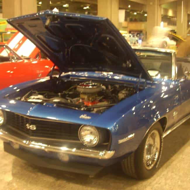 1969 Chevrolet Camaro Ch... is listed (or ranked) 2 on the list List of All Cars Made in 1969