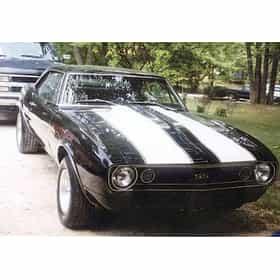 1967 Chevrolet Camaro Chevrolet Camaro Convertible (First Generation)