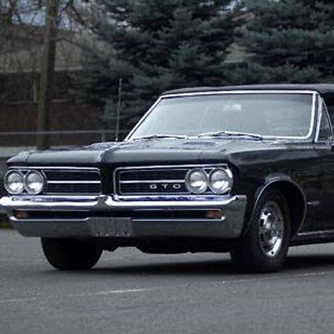 1964 Pontiac GTO 1964-1967 Pon... is listed (or ranked) 3 on the list List of Popular Pontiac GTOs