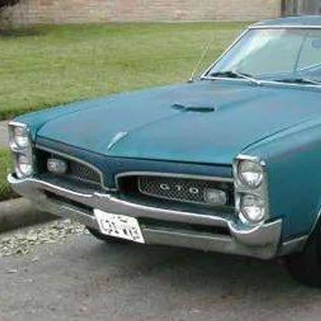 1967 Pontiac GTO 1964-19... is listed (or ranked) 1 on the list The Best Pontiac GTOs of All Time