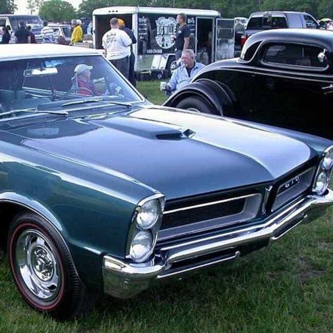 1965 Pontiac GTO 1964-19... is listed (or ranked) 4 on the list List of Popular Pontiac GTOs