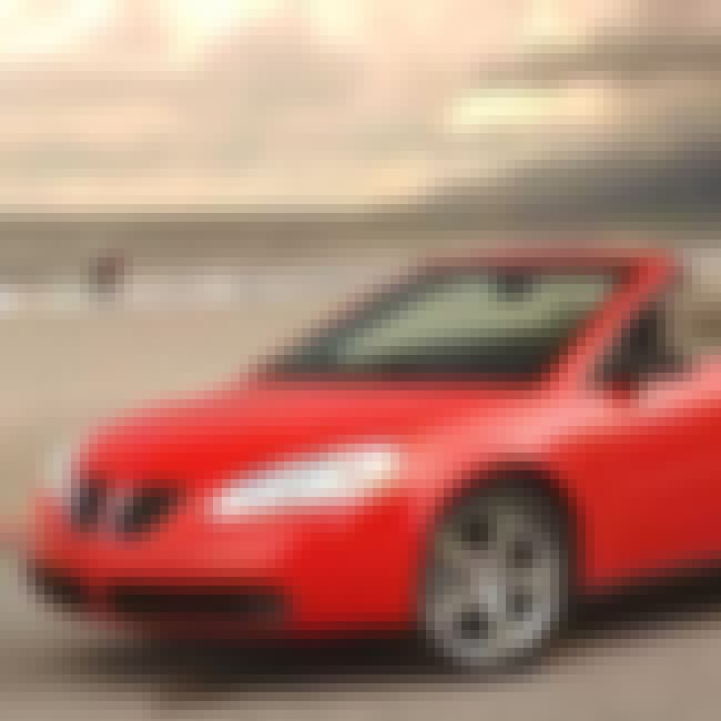 2007 Pontiac G6 Convertible is listed (or ranked) 2 on the list List of 2007 Pontiacs