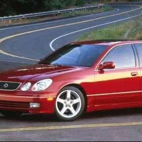 1998 Lexus GS 400 Sedan