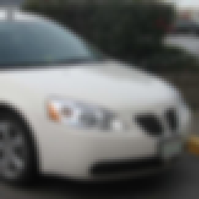 2008 Pontiac G6 Sedan is listed (or ranked) 4 on the list List of 2008 Pontiacs