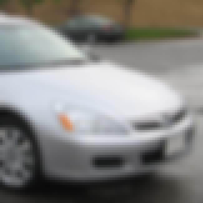 2006 Honda Accord Sedan is listed (or ranked) 3 on the list List of 2006 Hondas